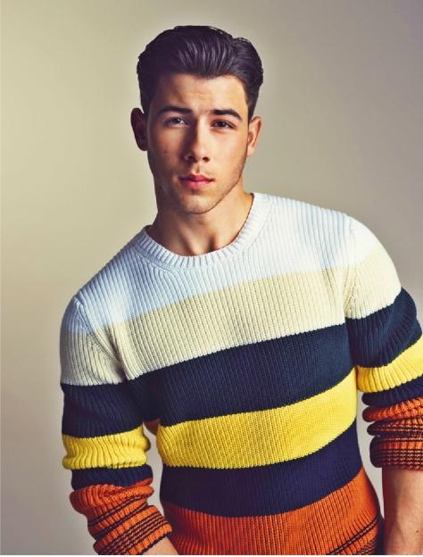 Nick Jonas Tetu 3